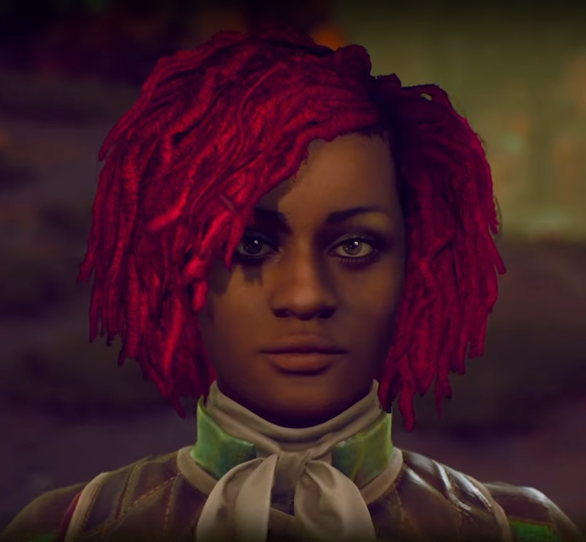 Nyoka from The Outer Worlds video game