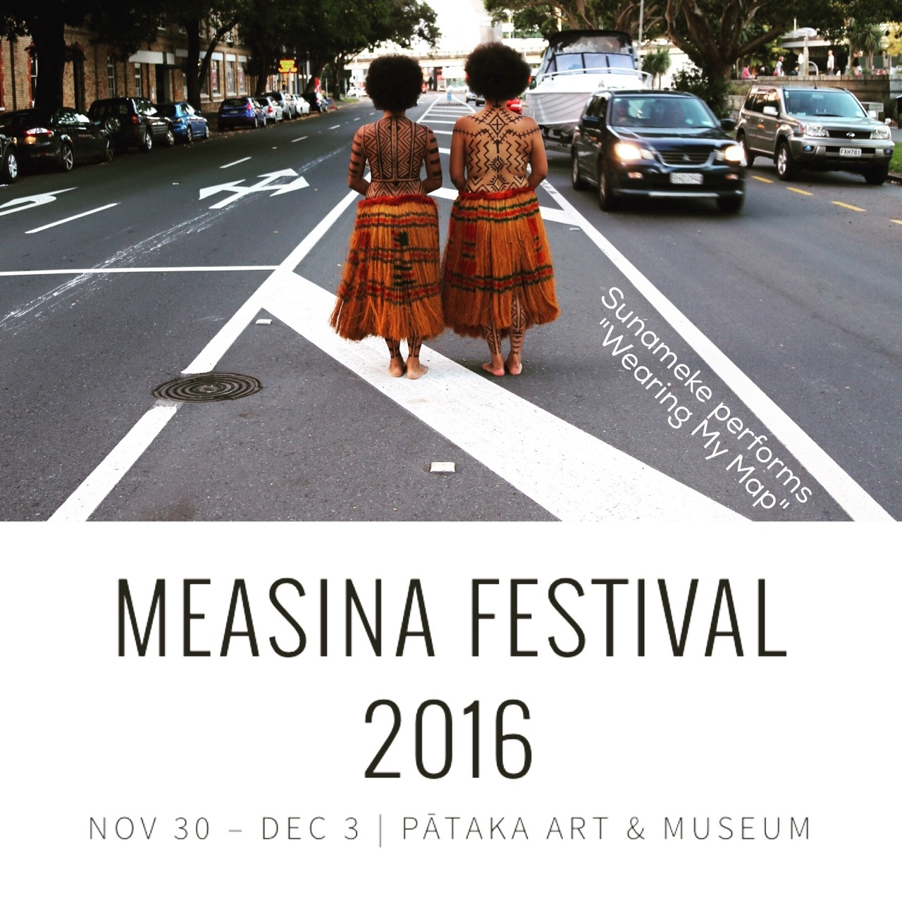 Sunameke performing 'Wearing My Map' at Measina Festival in Wellington ☝🏽️Check link https://measinafestival.org/whats-on/ #wearingmymap #sunameke #measina #excited #melanesia #polynesia #dance ; #wearingmymap #sunameke #measina #excited #melanesia...
